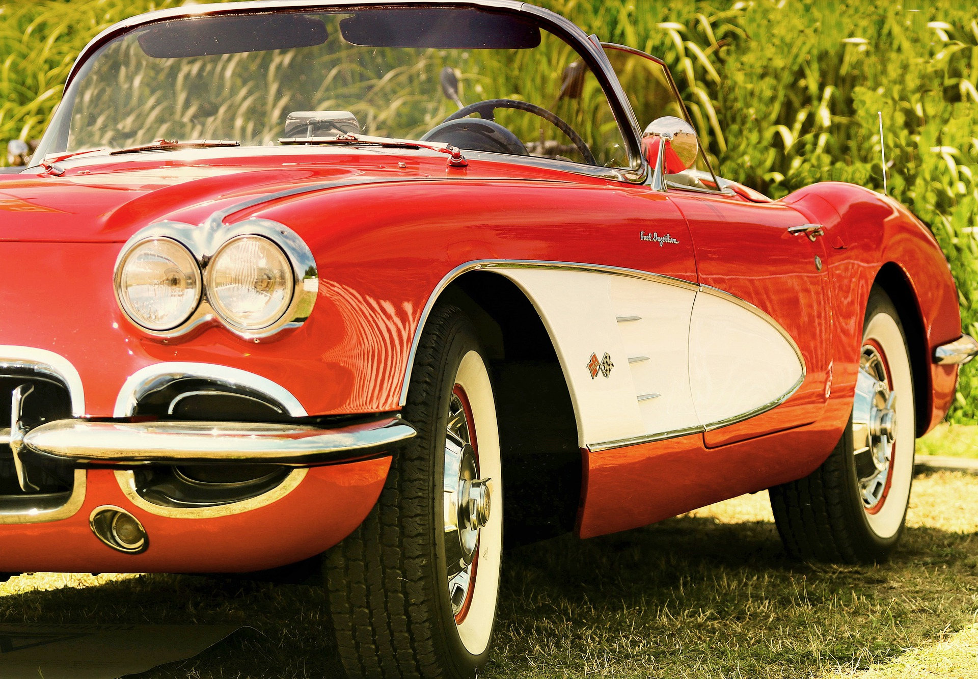 Texas Classic Car Insurance Coverage
